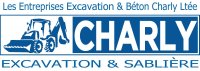 logo Les Entreprises Excavation & Béton Charly Ltée