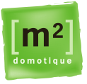 logo M2Domotique Inc.