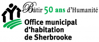 logo Office municipal d'habitation de Sherbrooke